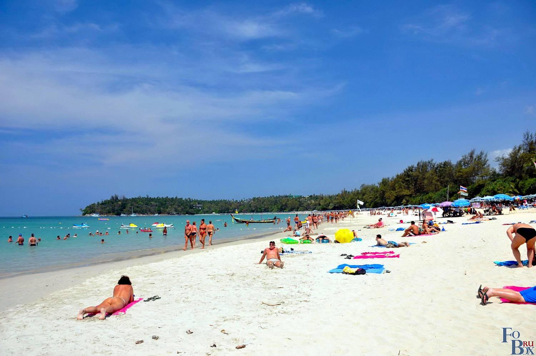 пхукет ката фото пляжа